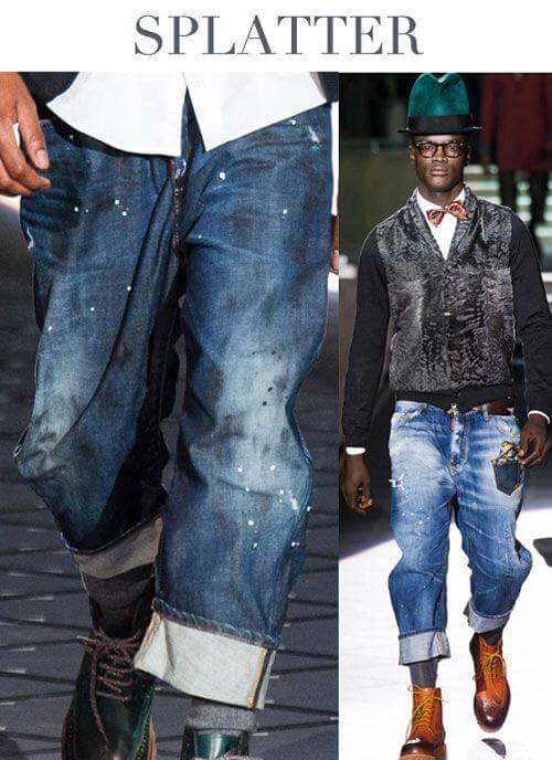 serpme jean pantolon modeli